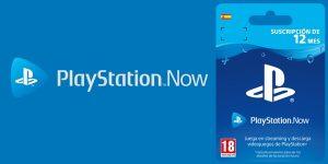 12 meses de suscripción a PlayStation Now