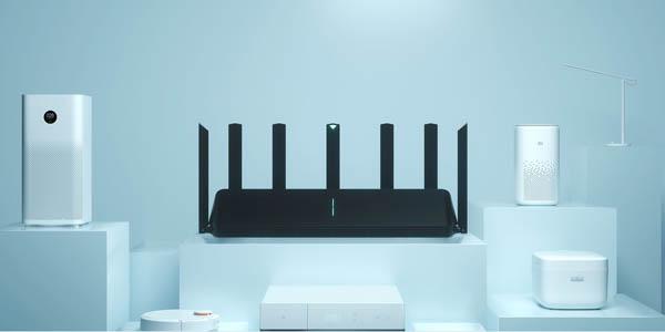 Xiaomi mi AIOT Router AX3600 con 7 antenas
