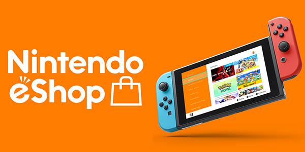 Oferta saldo para Nintendo Switch