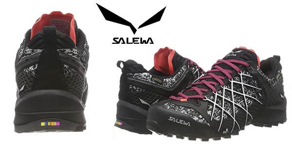 Salewa WS Wildfire Gore-Tex zapatillas senderismo chollo