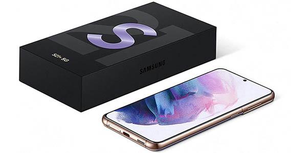 Samsung Galaxy S21 al mejor precio