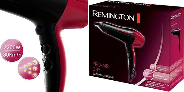 Secador de pelo iónico Remington Pro Air D5950 de 2.200 W barato