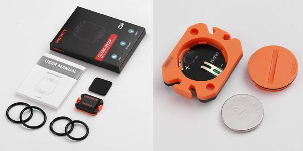 Sensor cadencia de ciclismo Moofit con Bluetooth y Ant+ chollo en Amazon