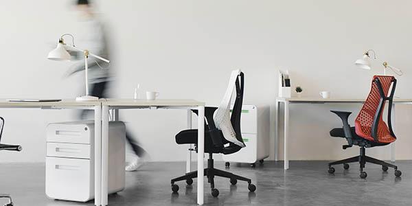 sillas oficina ergonómicas económicas