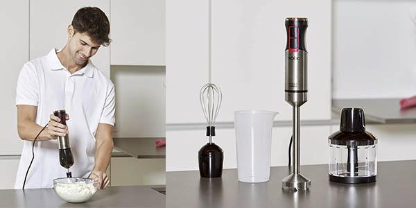 Solac Pro Chef 1000 batidora mano accesorios oferta