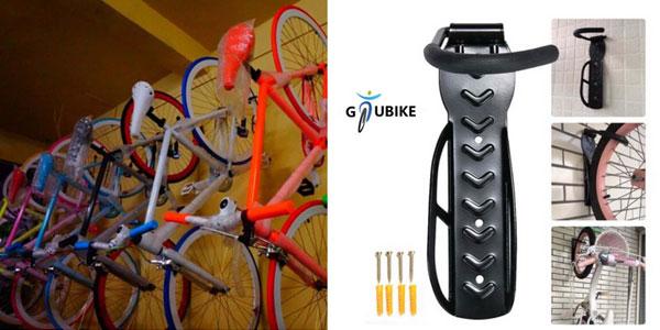 Soporte de pared GTuBike para colgar una bicicleta barato en AliExpress