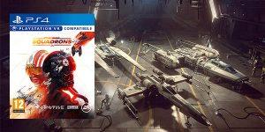Star Wars Squadrons para PS4