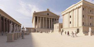 templos Baalbek reconstrucción digital