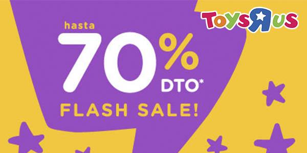 ToysRus Flash Sale
