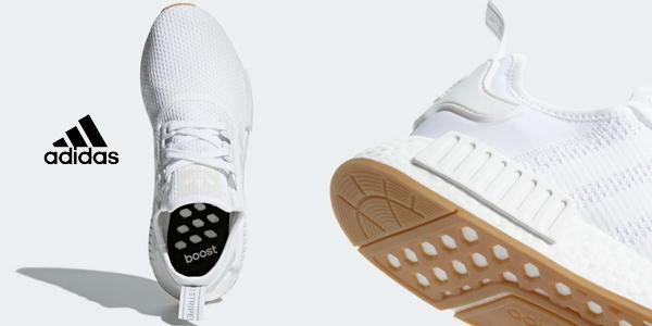 Zapatillas Adidas NMD_r1 Originals para hombre chollo en Amazon