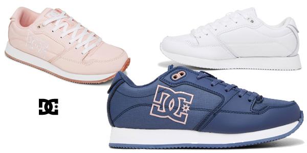 Zapatillas deportivas Alias DC Shoes para mujer baratas en Amazon