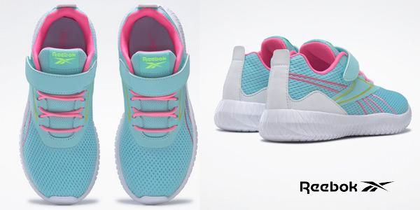 Zapatillas deportivas Reebok Flexagon Energy Kids para niñas oferta en Amazon