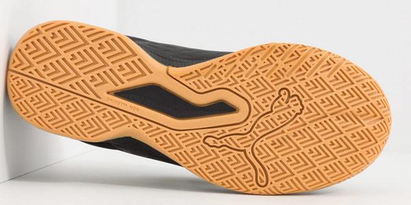 Zapatillas de fútbol Puma Auriz V Jr para niños oferta en Amazon