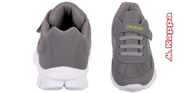 Zapatillas deportivas Kappa Follow para niños chollo en Amazon