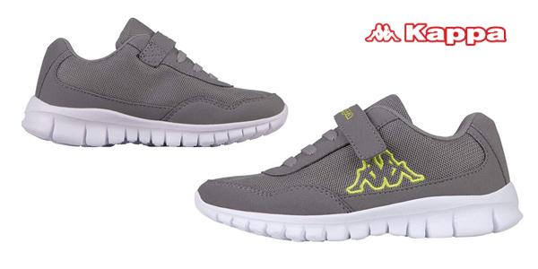 Zapatillas deportivas Kappa Follow para niños baratas en Amazon