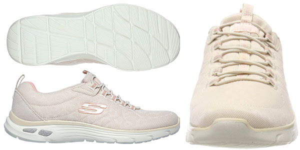 Zapatillas Skechers Empire D'lux-Spotted para mujer baratas