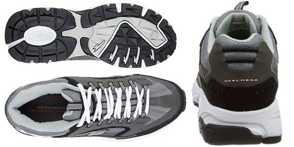 Zapatillas Skechers Stamina-Cutback para hombre baratas