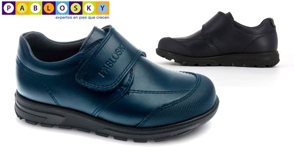 Zapatos colegiales unisex Pablosky 334520 32 baratos en Amazon