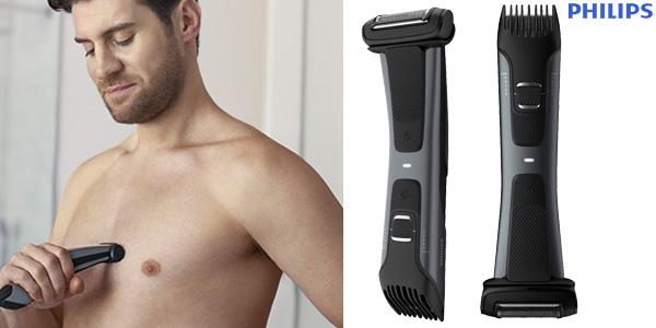 Afeitadora corporal Philips Serie 7000 BG7020/15 barata en Amazon