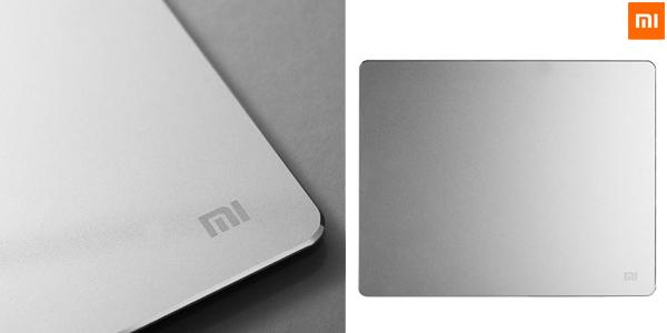 Alfombrilla metálica Xiaomi de aluminio oferta en AliExpress