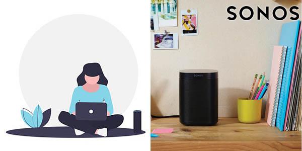 Altavoces Sonos con Alexa