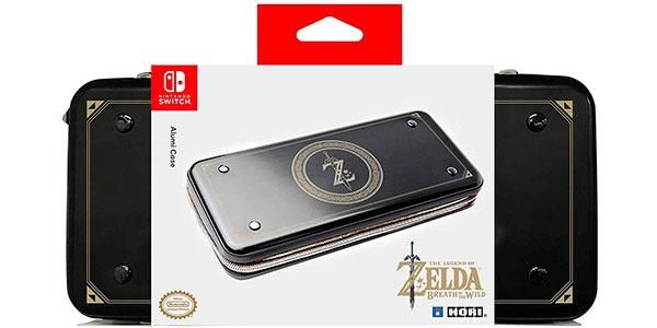 Carcasa Hori Alumi Case Zelda de aluminio para Switch barata