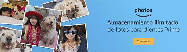 Amazon Photos promoción nuevos usuarios
