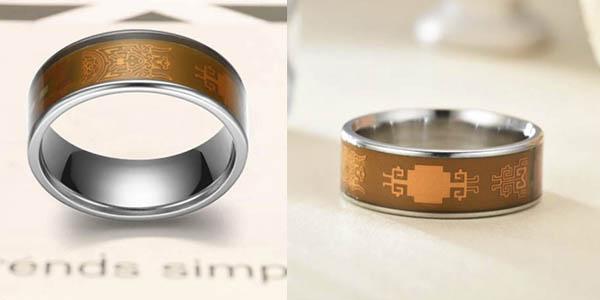 anillo inteligente NFC chollo