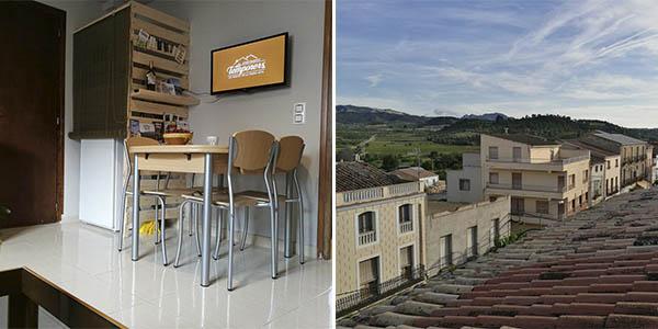 Apartamentos baratos Els Temporers Corbera Ebro