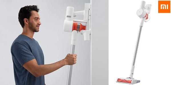 Aspirador vertical sin cables Xiaomi Mi Vacuum Cleaner G10 de 150W barato en Amazon