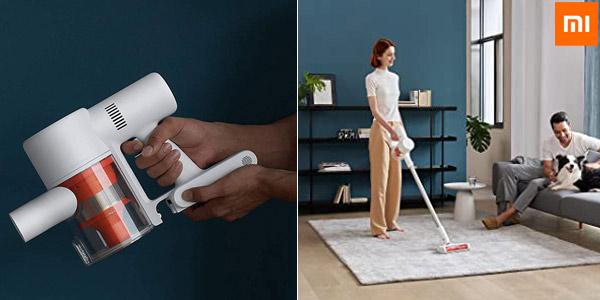 Aspirador vertical sin cables Xiaomi Mi Vacuum Cleaner G10 de 150W chollo en Amazon