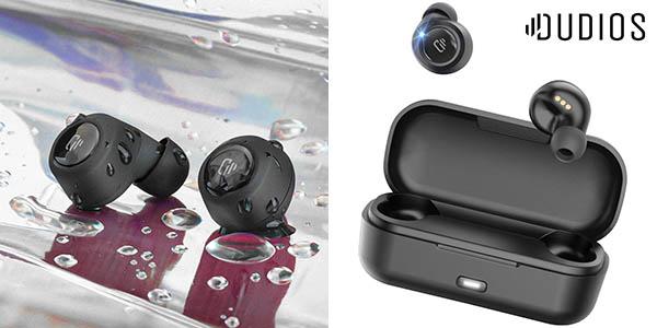 Auriculares Bluetooth Sport Dudios con estuche de carga