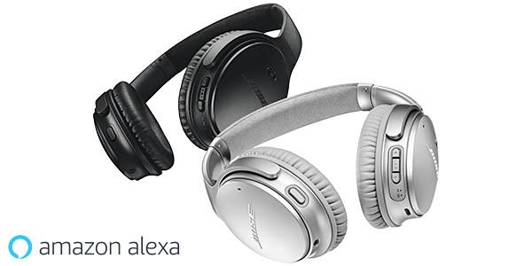 Auriculares Bose con Alexa
