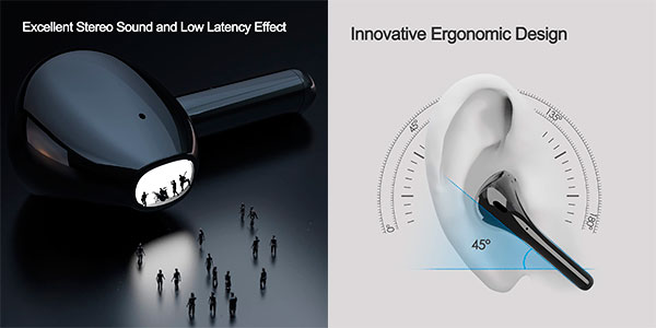Auriculares WTS Mixcder X1 Bluetooth 5.1 con ANC baratos
