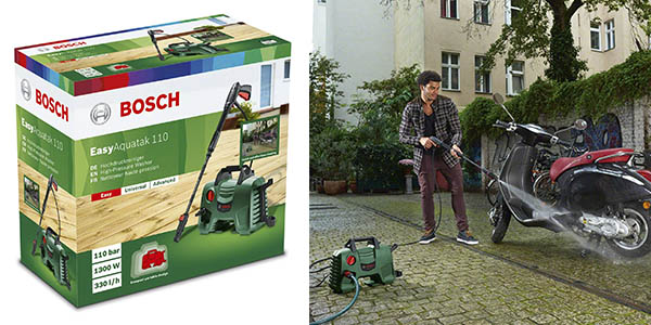 Bosch Easyaquatak 110 hidrolimpiadora alta presión oferta