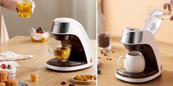 Cafetera eléctrica individual Konka oferta en AliExpress
