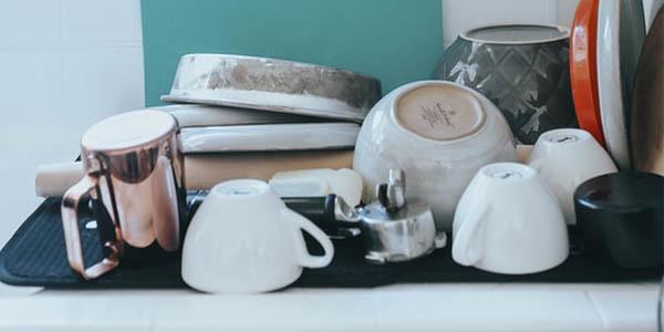 cafetera italiana cómo limpiar bien