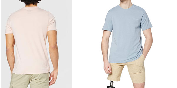 Camiseta Dockers logo Tee en oferta en Amazon