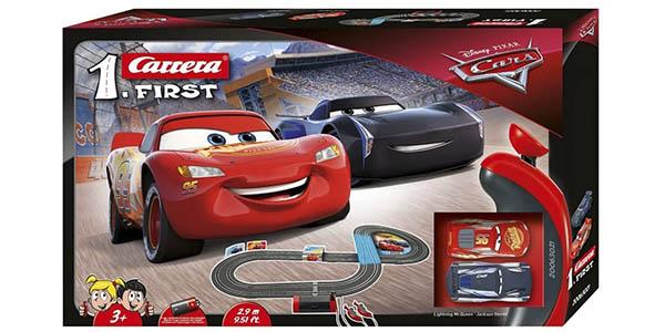 Carrera First Disney Pixar Cars chollo circuito coches
