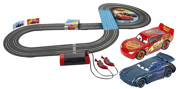 Carrera First Disney Pixar Cars circuito coches oferta