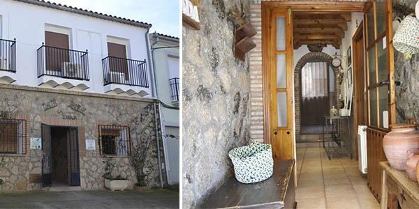 casa rural Apar La Cañada Mofragüe alojamiento cancelación gratis oferta