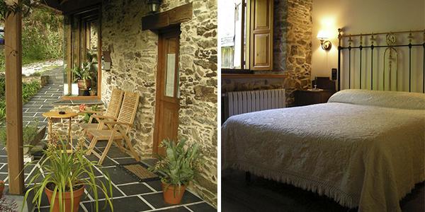Casa rural Vilar Valle Mera Galicia alojamiento chollo