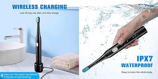 Cepillo de dientes eléctrico Cocoda con 5 cabezales barato
