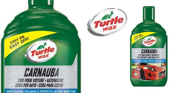 Cera líquida de Carnauba Turtle Wax FG7814 para coche barata en Amazon