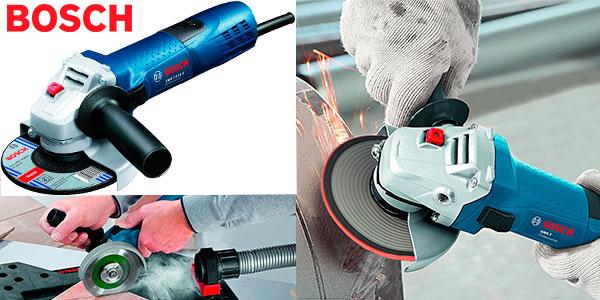 Chollo Amoladora Bosch Professional GWS 7-115 E de 720 W
