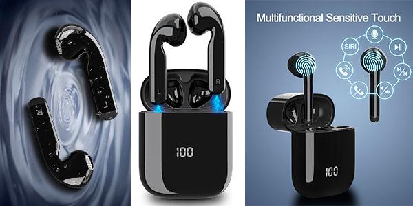 Chollo Auriculares WTS Mixcder X1 Bluetooth 5.1 con ANC