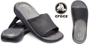 Chollo Chanclas Crocs LiteRide Slide U para adulto