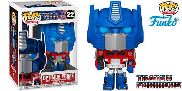 Chollo Funko Pop Transformers Optimus Prime