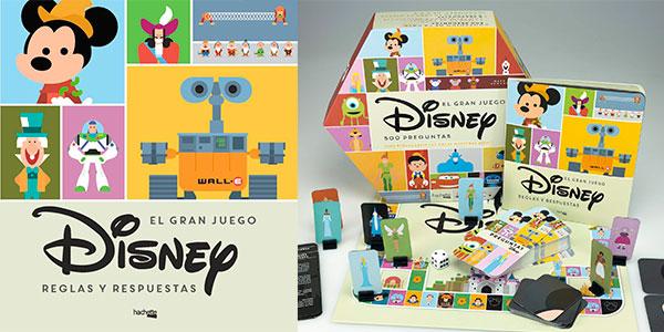 Chollo Juego de mesa El Gran Juego Disney