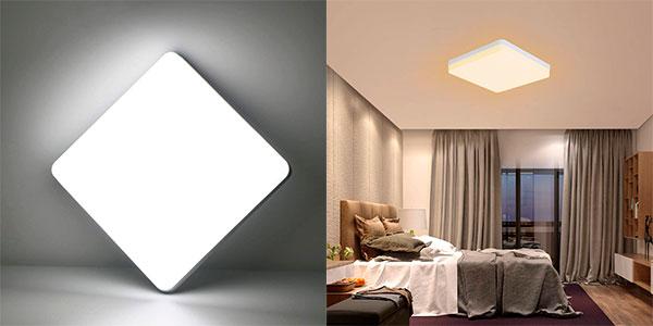 Chollo Lámpara LED de techo Kimjo de 36 W